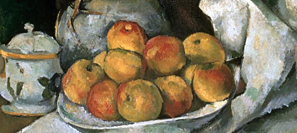 Pommes de Cézanne